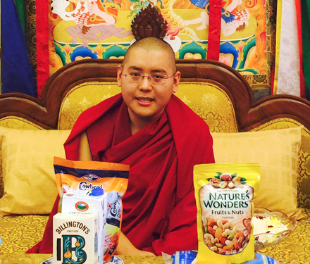 Kyabje Ling Rinpoche