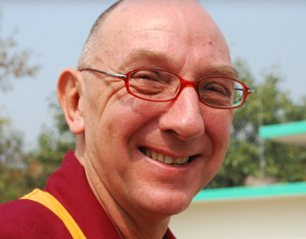 Venerable Lobsang Namgyel